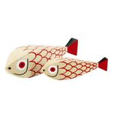 Vitra Wooden Doll - Mother Fish & Doll Holzfiguren Alexander Girard