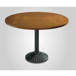Zanotta Quadritondo Tisch Überarbeitetes historisches Design