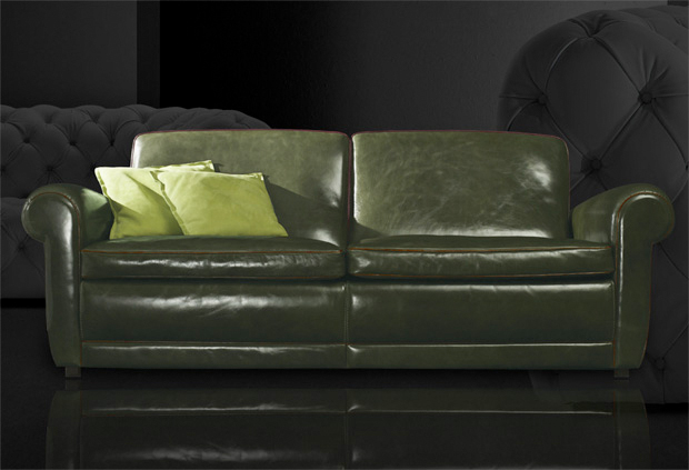 designwebstore mickey extra sofa grosseto schwarz ohne pouf. Black Bedroom Furniture Sets. Home Design Ideas