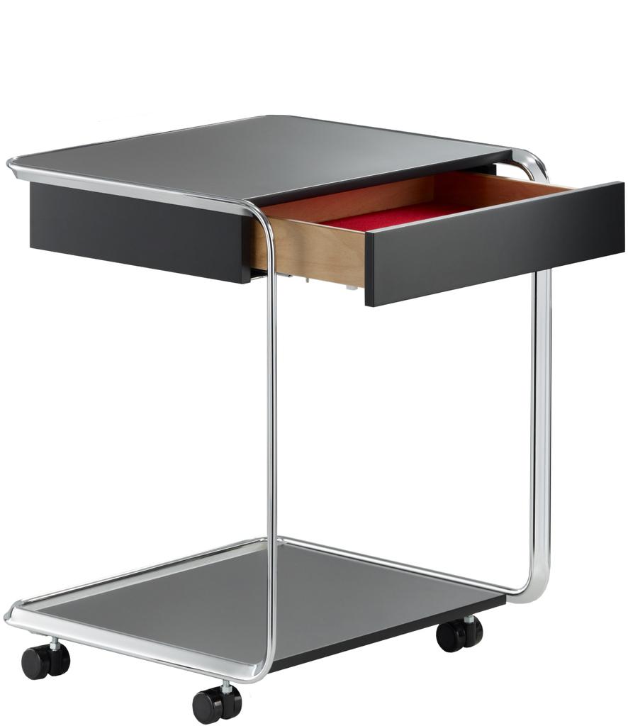 designwebstore tecta k3cr schwarz. Black Bedroom Furniture Sets. Home Design Ideas