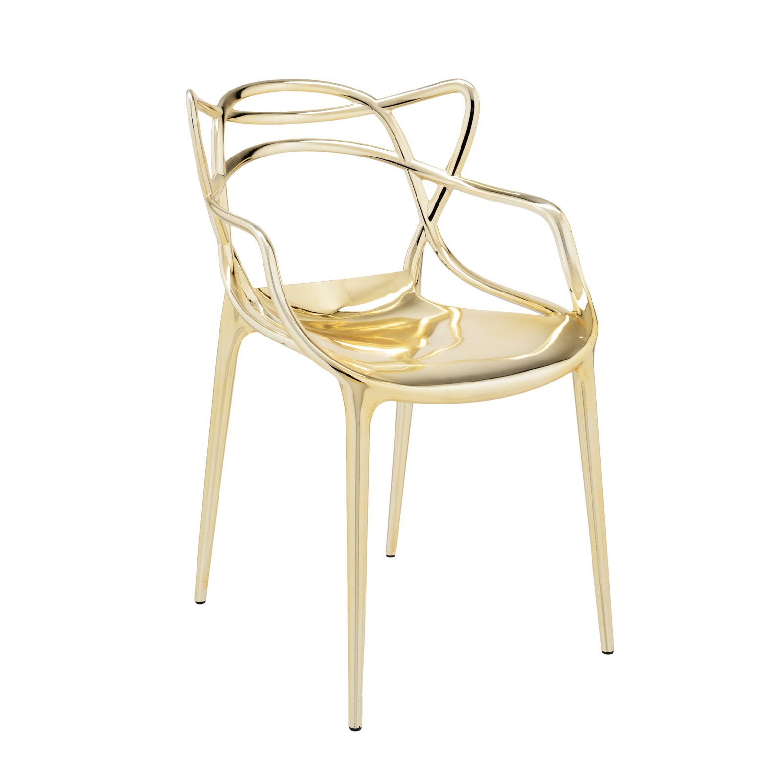 Designwebstore outlet masters metallic gold for Outlet cassina meda