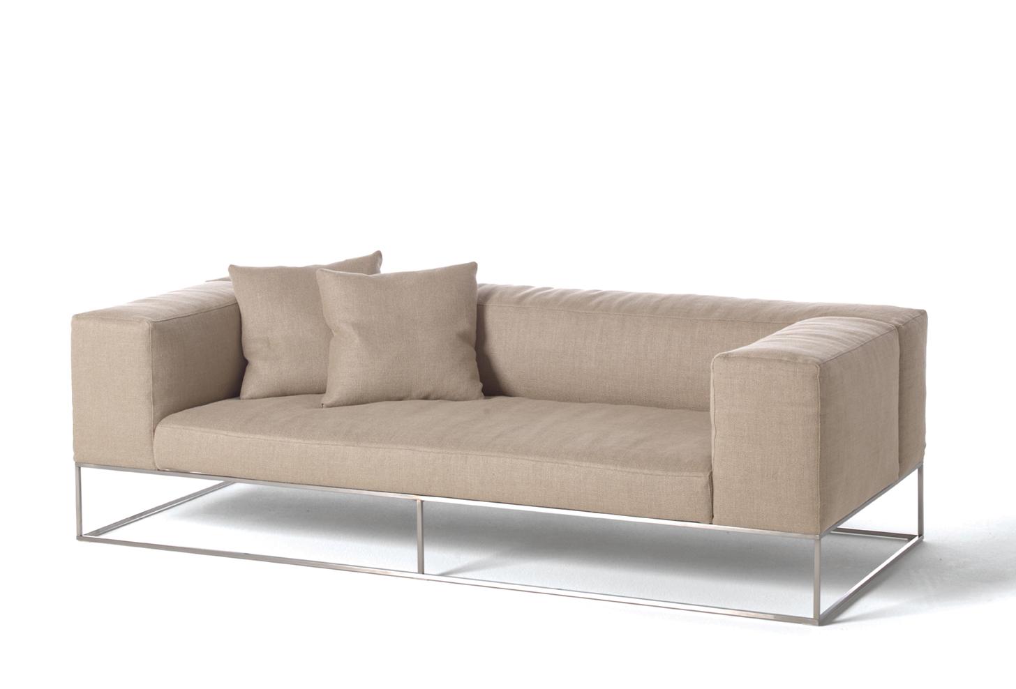 Designwebstore ile club sofa 215 cm breit stoff level for Sofa 90 cm breit