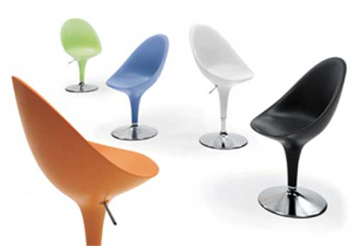 Designwebstore bombo chair anthrazitgrau h henverstellbar for Magis bombo hocker