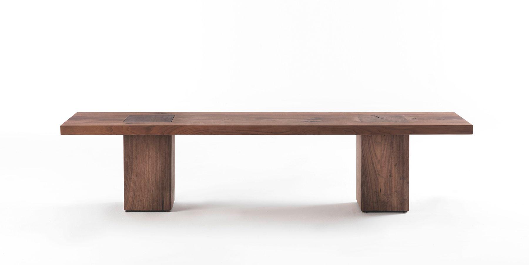 Designwebstore boss executive bench 240x45cm eiche - Boss eiche ...