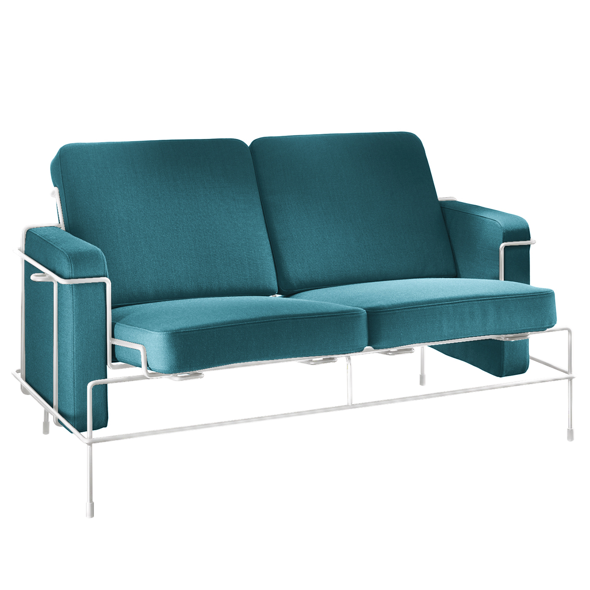 designwebstore traffic sofa blau blau 2 sitzer. Black Bedroom Furniture Sets. Home Design Ideas