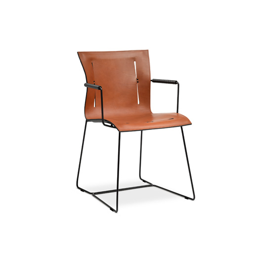 Designwebstore cuoio chair stuhl coffee filz for Design stuhl filz