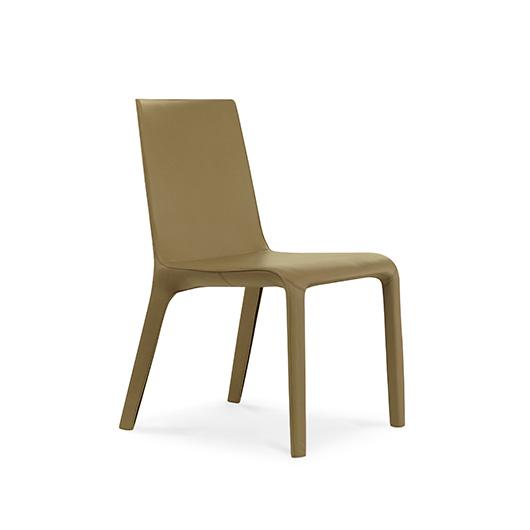 Designwebstore gio stuhl leder gruppe 40 filz for Design stuhl filz