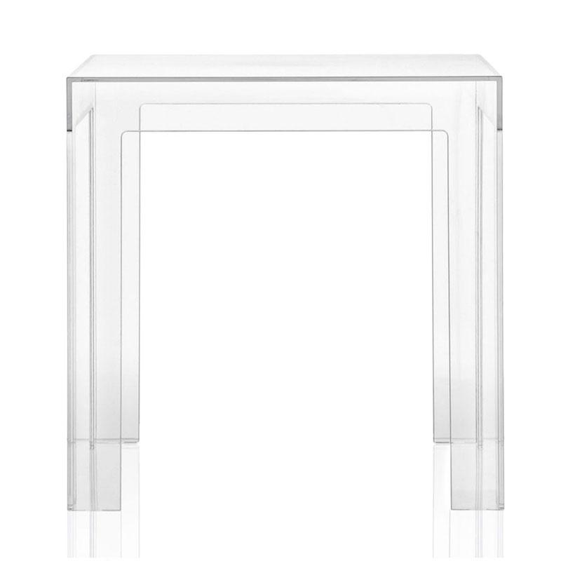 Jolly Tisch Kartell Farbe: glasklar
