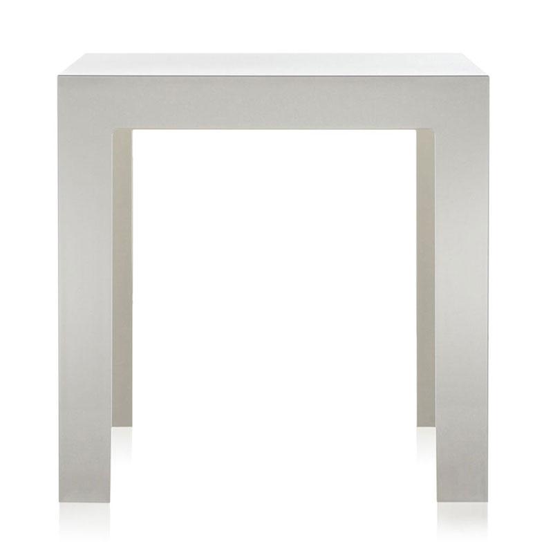 Jolly Tisch Kartell Farbe: weiss glänzend