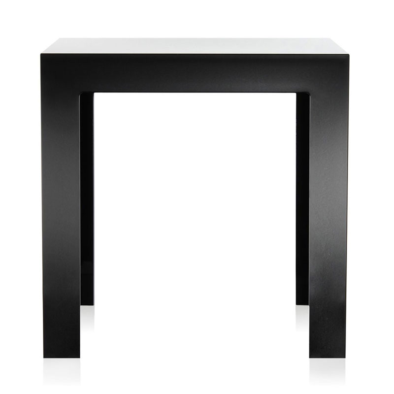 Jolly Tisch Kartell Farbe: schwarz glänzend