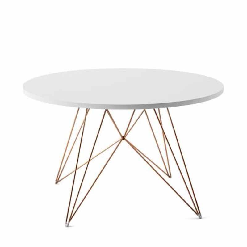 Designwebstore xz3 tisch marmor for Tisch rund marmor