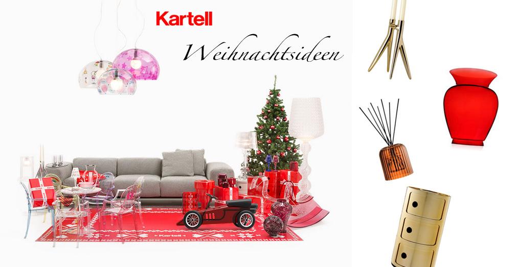 Kartell Weihnachten